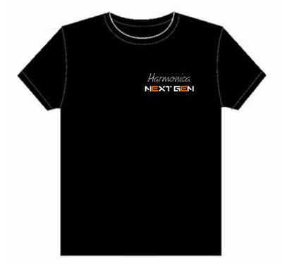 T-Shirt Harmonica Next Gen