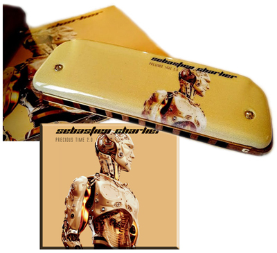 PACK CD + Harmonica Precious Time 2.0