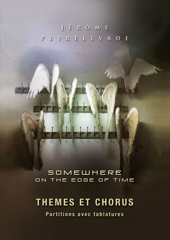 Scores & Tabs : Somewhere on the Edge of Time