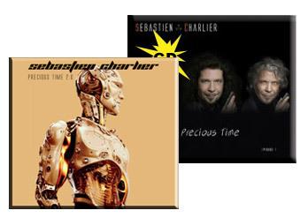 Pack Precious Time 1 et 2 en CD
