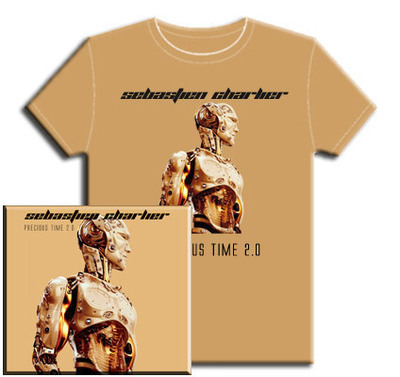 Pack Precious Time 2.0 : CD + TShirt