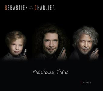 CD Precious Time 1 - Sébastien Charlier