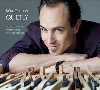 CD Quietly - Rémi Toulon