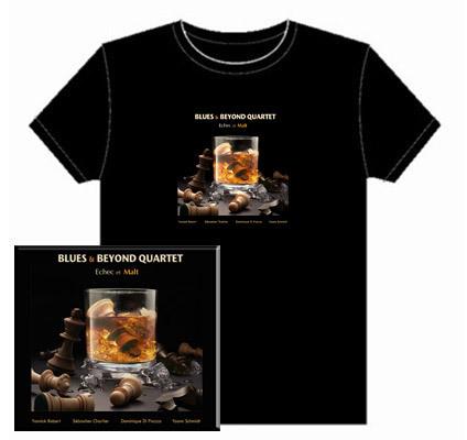 PACK CD + T-Shirt Echec et Malt