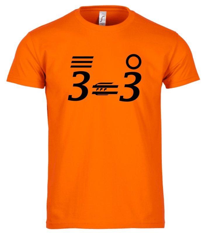 T-Shirt 3 OVERDRAW