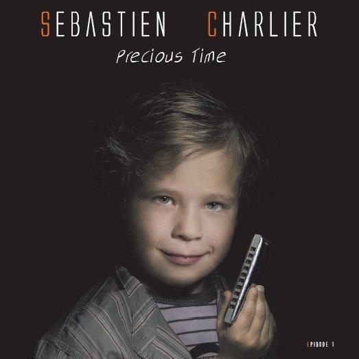 Vinyle Precious Time 1 - Sébastien Charlier
