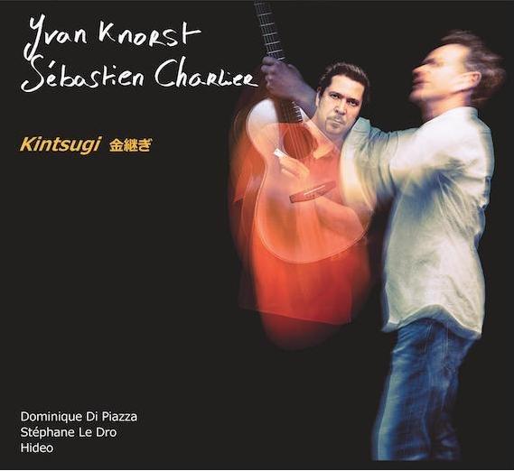 CD Kintsugi - Yvan Knorst / Sébastien Charlier