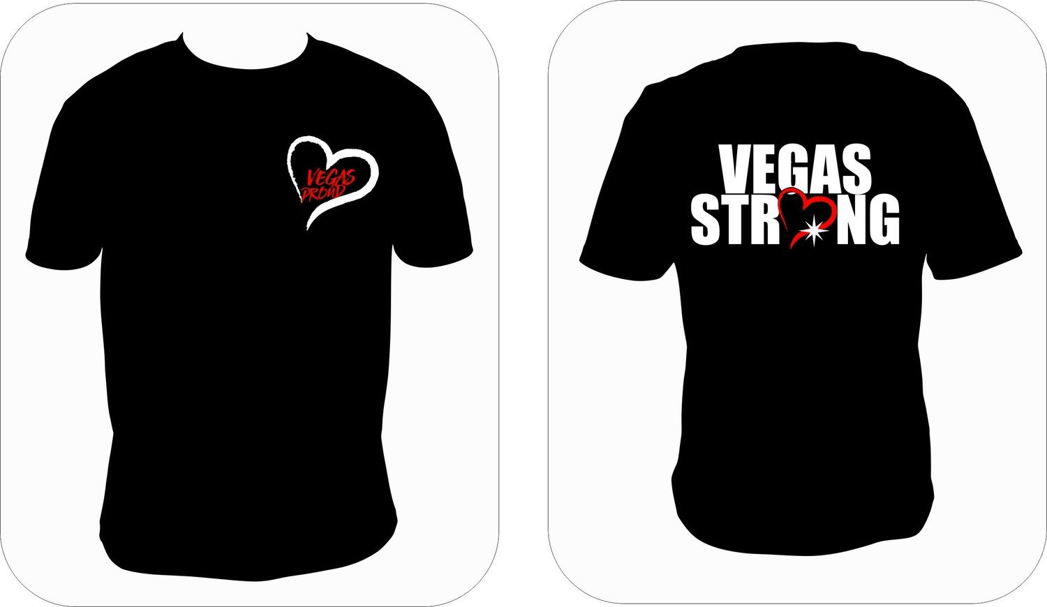 'Vegas Proud - Vegas Strong Shirt'