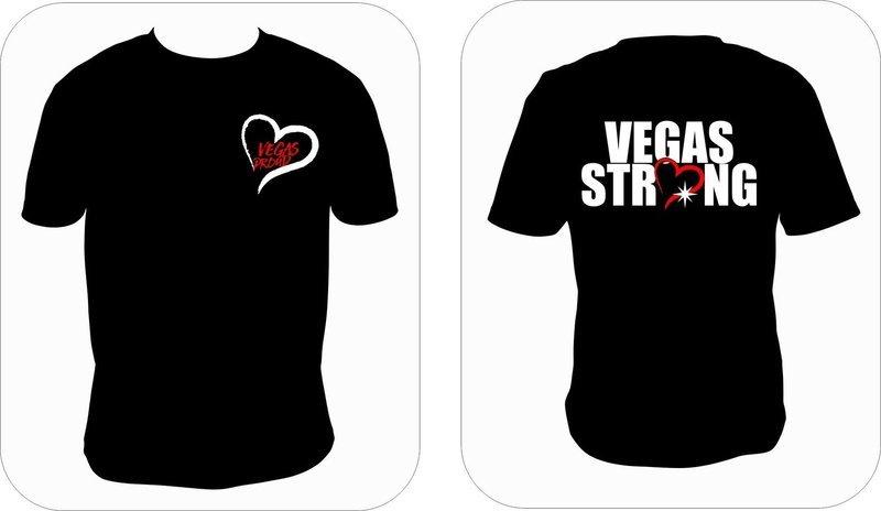 'Vegas Proud - Vegas Strong Shirt'