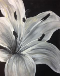 13 LEFT! Relaxed Paint & Sip (Edison Studio)