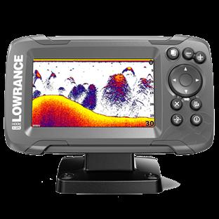HOOK2-4x  GPS с датчиком Bullet