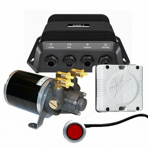 DrivePilot Hydraulic Pack , Комплект автопилота для систем LOWRANCE HDS