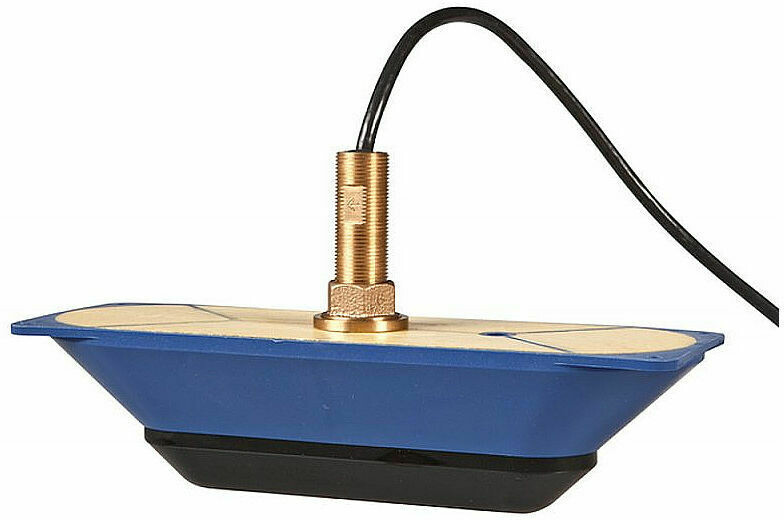 StructureScan 3D Transducer Stainless Steel Thru-Hull Single  (врезной)