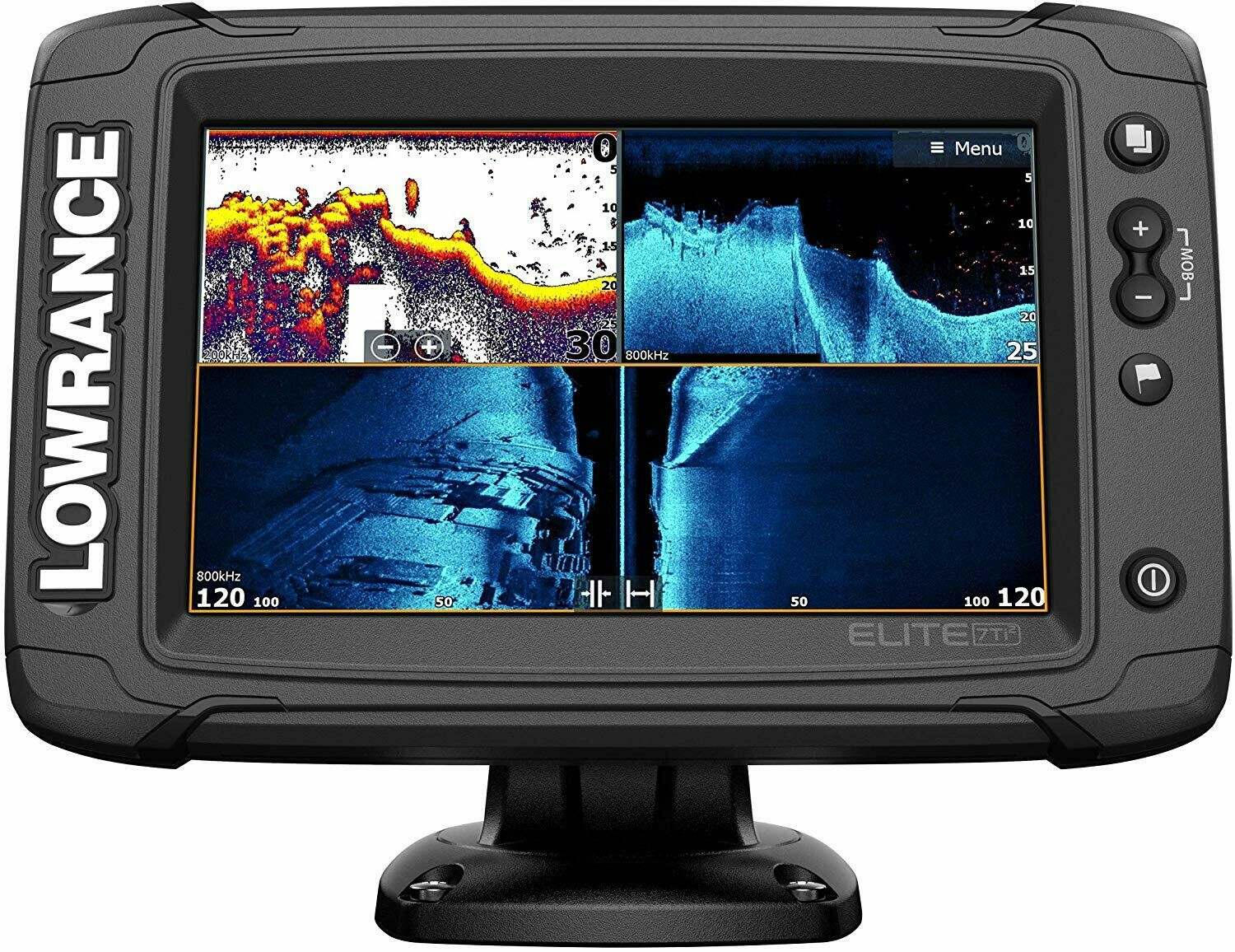 Elite- 7 Ti² with Active Imaging 3-in-1 (ROW)
