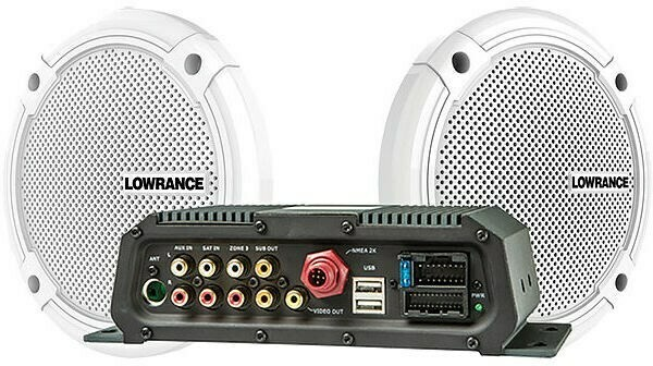 SonicHub®2+ Lowrance Speakers (pair)