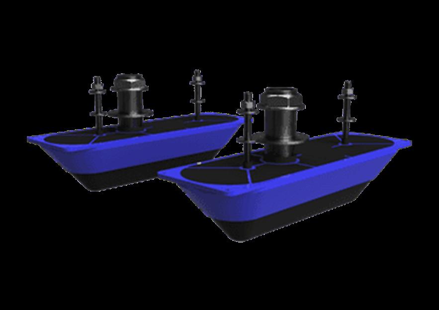 StructureScan SS Dual Thru-Hull