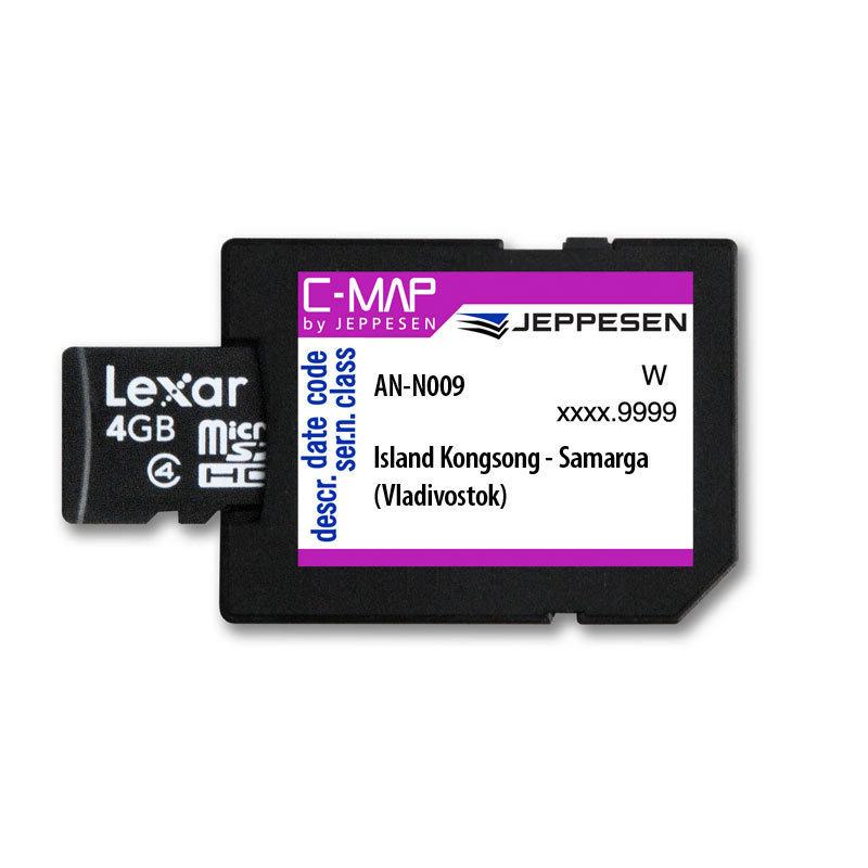 C-MAP MAX-N размер LOCAL