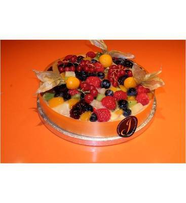Jungs  Short Paste Fruit Flan