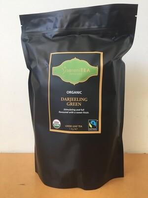 SereniTEA Darjeeling Green Tea 1kg loose leaf
