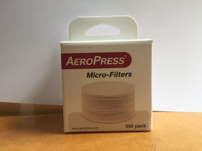 Aeropress Filter Pack 350