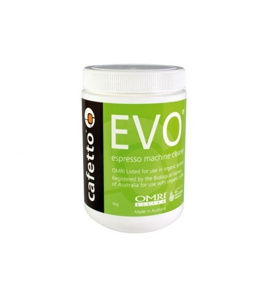 Evo Organic Clean 1kg - certified organic coffee machine cleaner