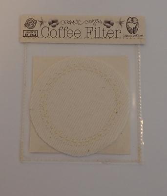 Filter - Organic Cotton