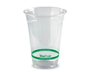 BioPack clear cold cup 500m x 100