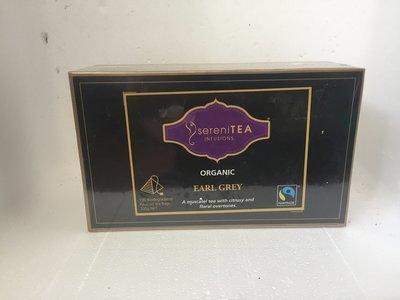 SereniTEA Earl Grey 100 x pyramid tea bags