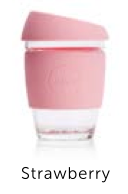 Joco Cup 12oz Strawberry