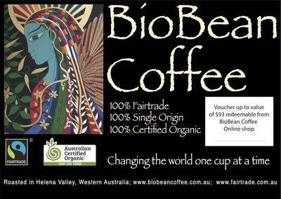 A Gift Voucher 2kg Coffee posted anywhere in Australia