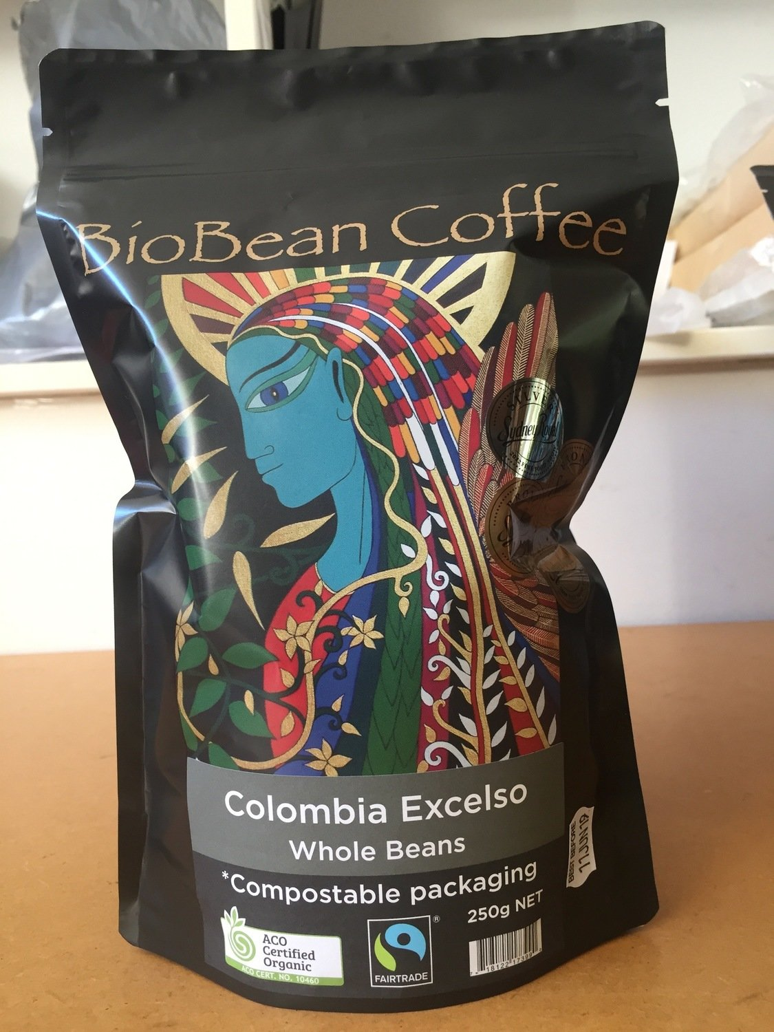Colombian Excelso 250g
