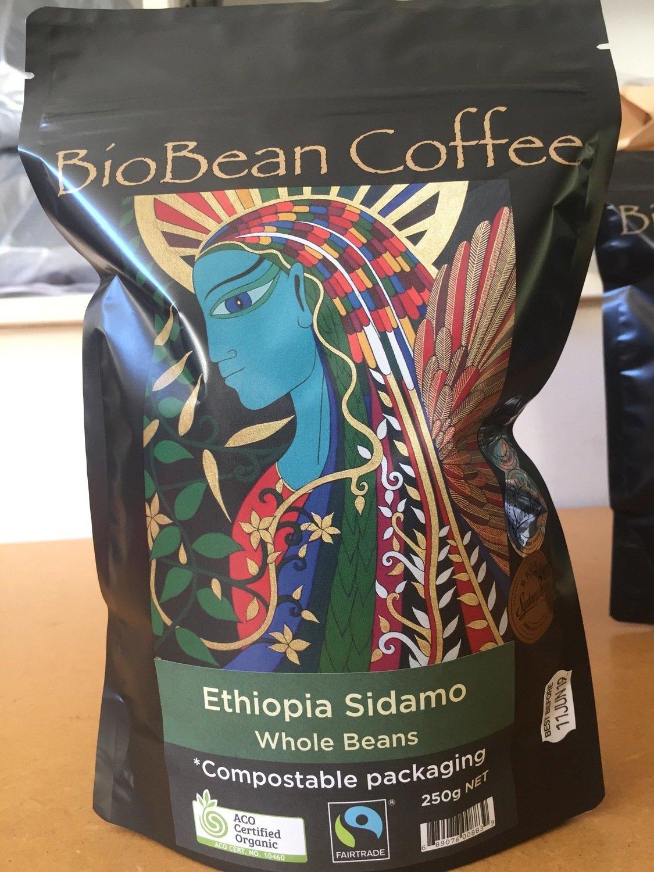 Ethiopian Sidamo 250g