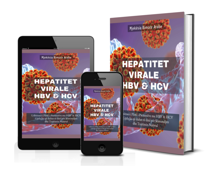 Hepatitet Virale HBV & HCV (eBook)