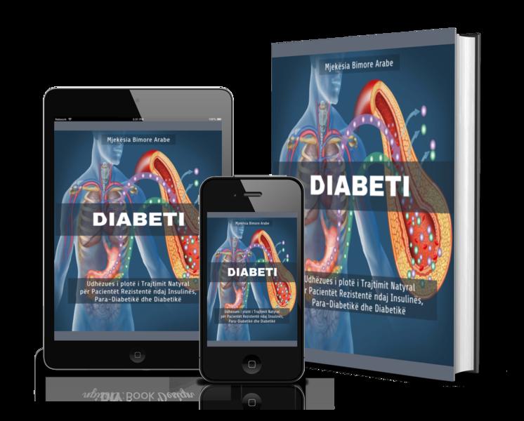 Diabeti (eBook)