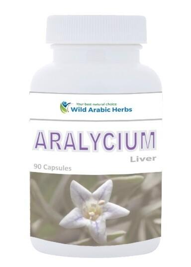 Aralycium - Liver