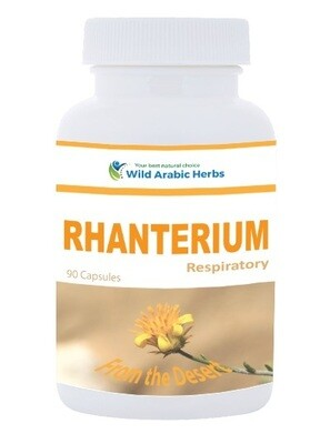 Rhanterium - Respiratory