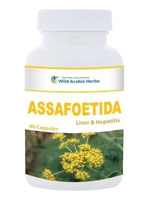 Assafoetida - Liver & Hepatitis