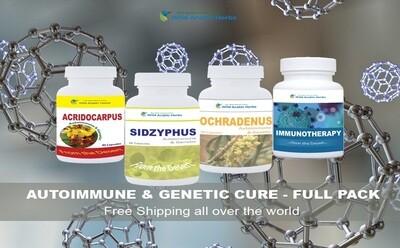 Autoimmune & Genetic Full Pack