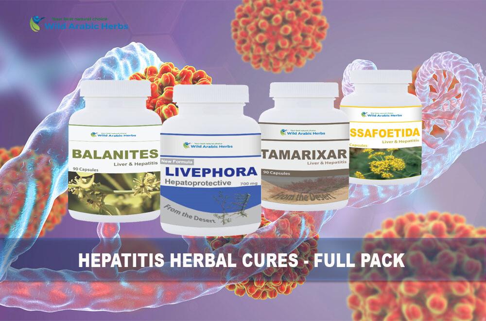 Hepatitis Cure Full Pack