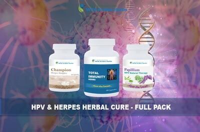 HPV & Herpes Full Pack