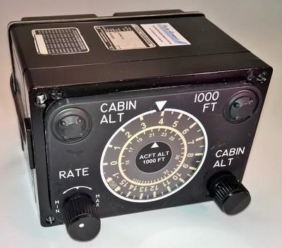 130346-12  CONTROLLER - PRESSURIZATION