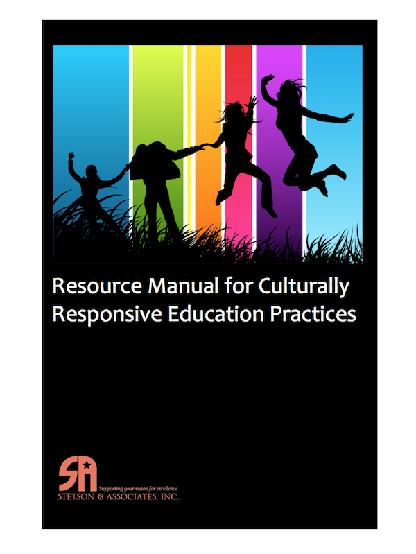 Culturally Responsive Education Resource Manual (Digital Download)