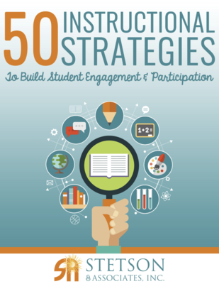 50 Instructional Strategies to Build Student Engagement & Participation (SITE LICENSE)