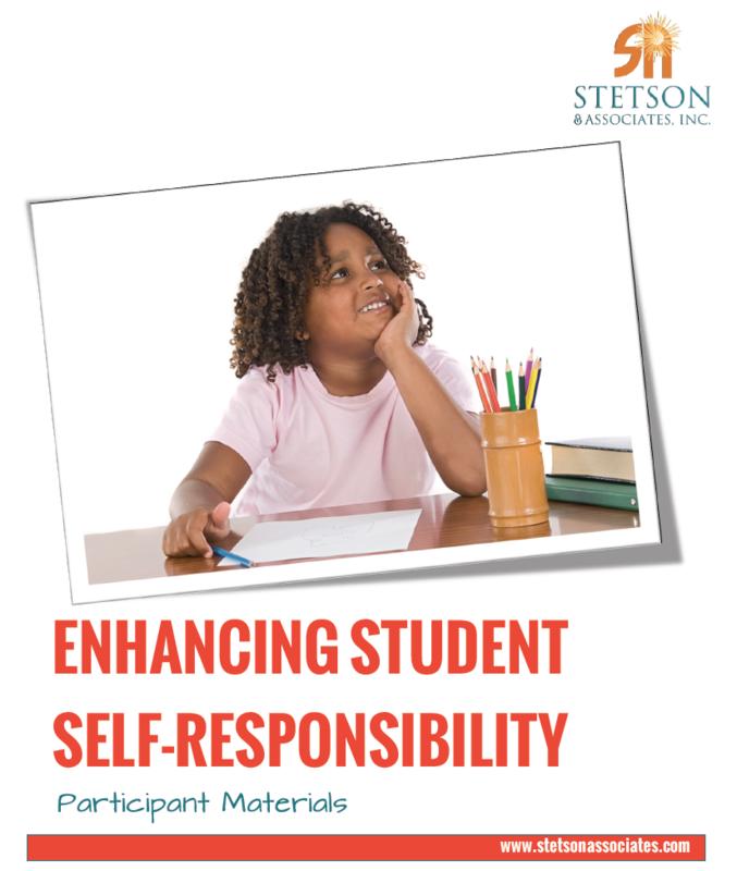 Enhancing Student Self-Responsibility
