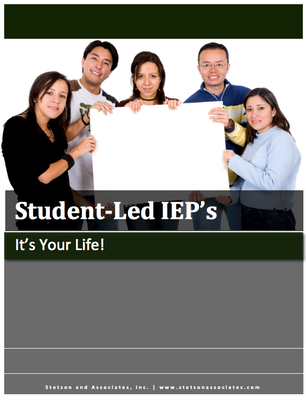Student-Led IEP Meetings
