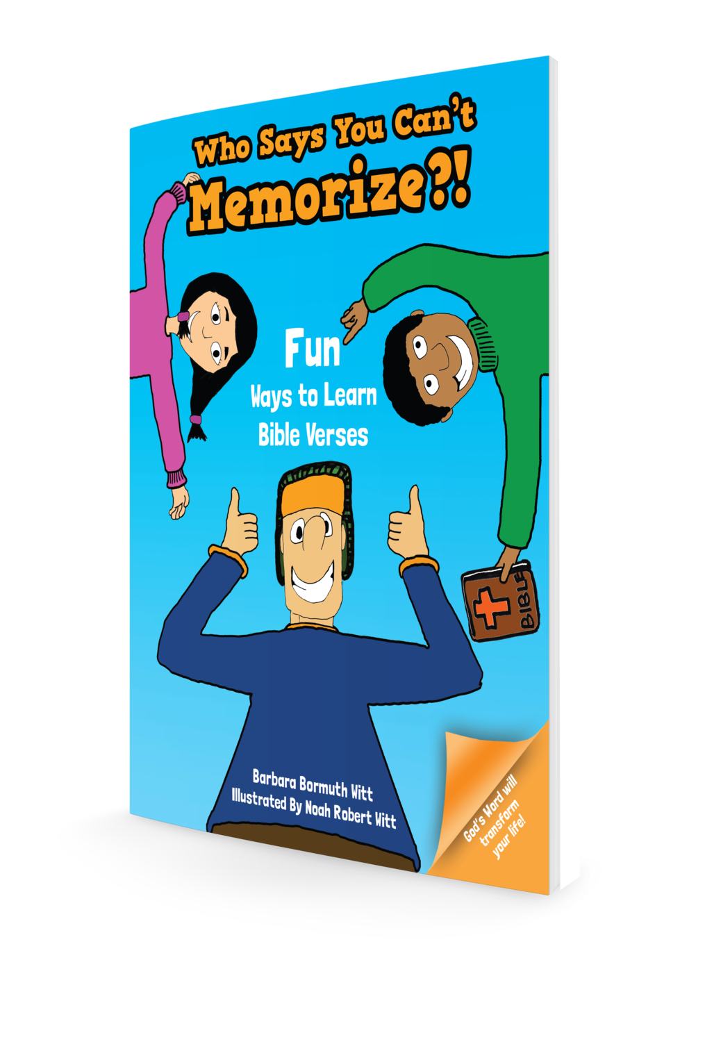 Who Says You Can't Memorize?! - Book