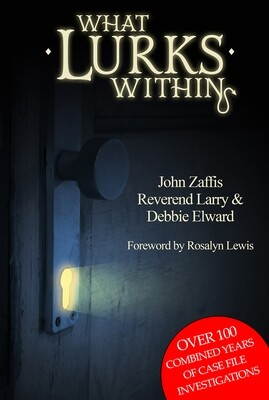 What Lurks Within Book