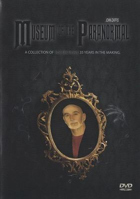 John Zaffis Museum of the Paranormal DVD