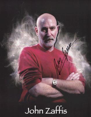 John Zaffis Autographed