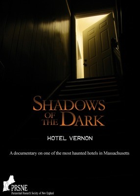 Shadows of the Dark: Hotel Vernon DVD